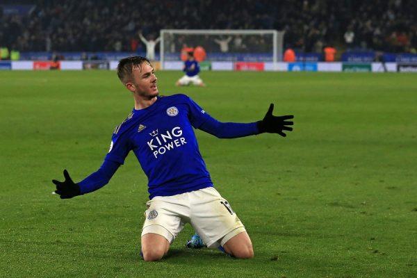 Leicester City veut blinder James Maddison