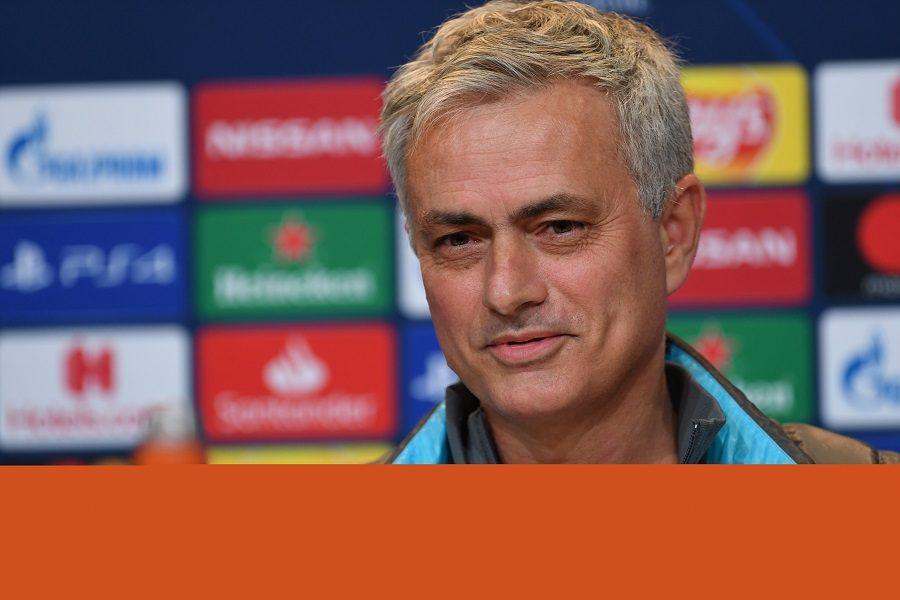 José Mourinho dévoile son équipe-type