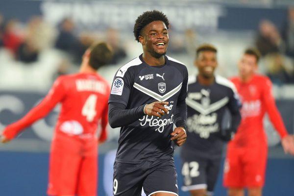 Bordeaux : Josh Maja intéresse deux clubs anglais