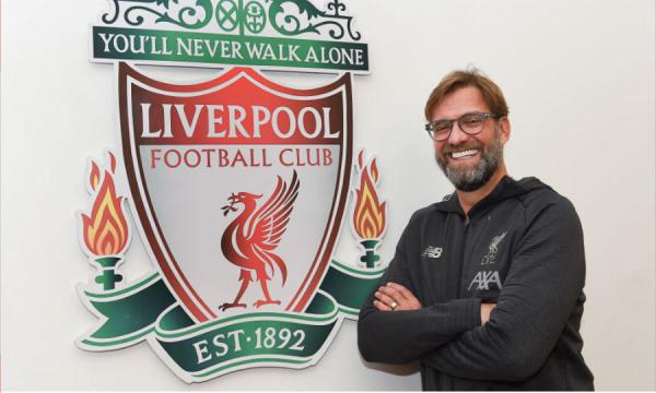 Officiel : Jürgen Klopp prolonge à Liverpool