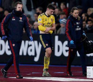 Leicester City veut piocher dans l'effectif d'Arsenal