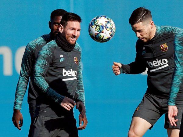 FC Barcelone : Ernesto Valverde justifie l'absence de Messi
