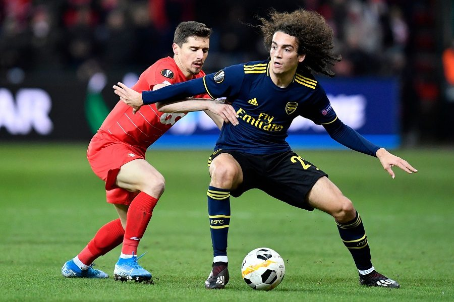 Arsenal : Mattéo Guendouzi en clash avec Mikel Arteta !