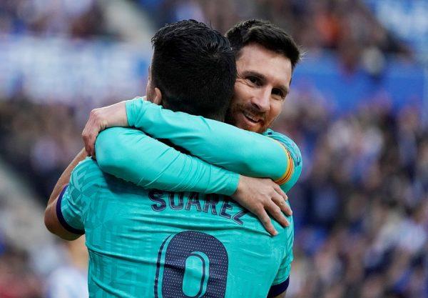 FC Barcelone : Lionel Messi pousse pour une prolongation de Luis Suarez