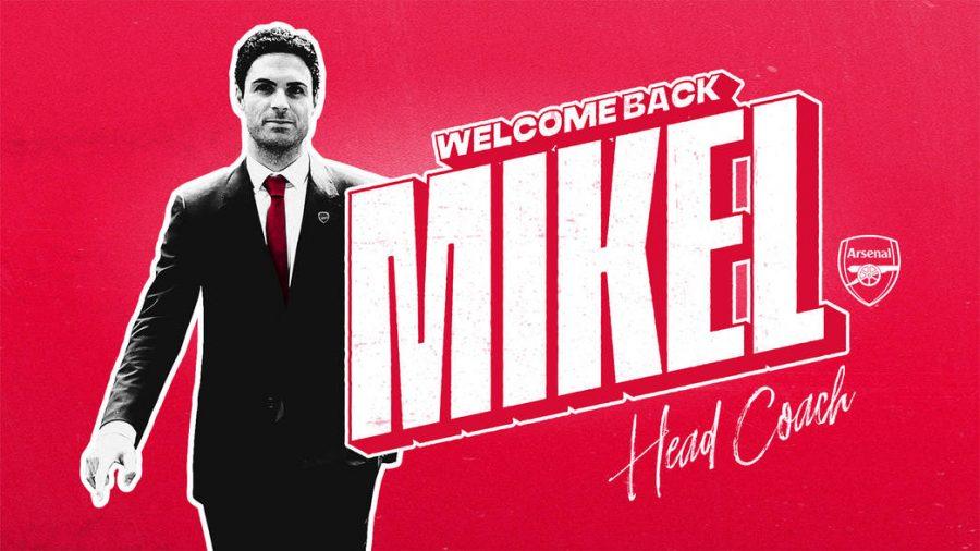 Officiel : Mikel Arteta est le coach d'Arsenal