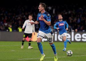 L'Atletico Madrid entame les discussions pour un attaquant du Napoli