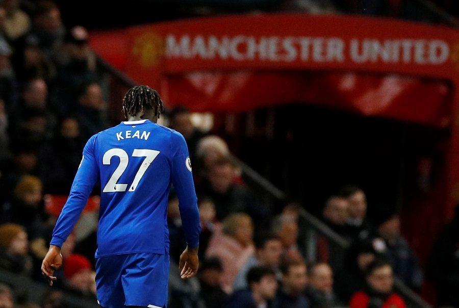 Everton : un international italien conservé ?