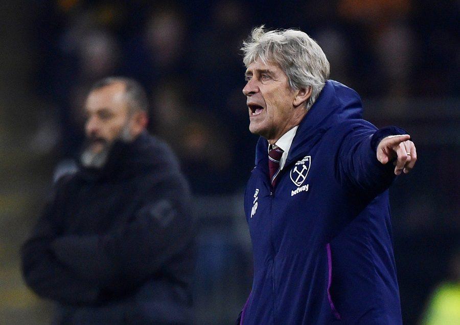 West Ham : ça se complique pour Manuel Pellegrini