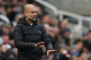 Manchester City : Pep Guardiola évoque son avenir