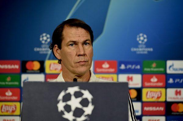 Lyon : Rudi Garcia ne veut pas voir Tousart et Dembélé partir