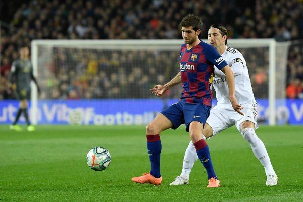 Mercato – Tottenham prépare 40M€ pour un Barcelonais
