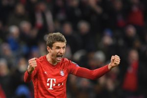 Bayern Munich : ça discute avec Thomas Müller