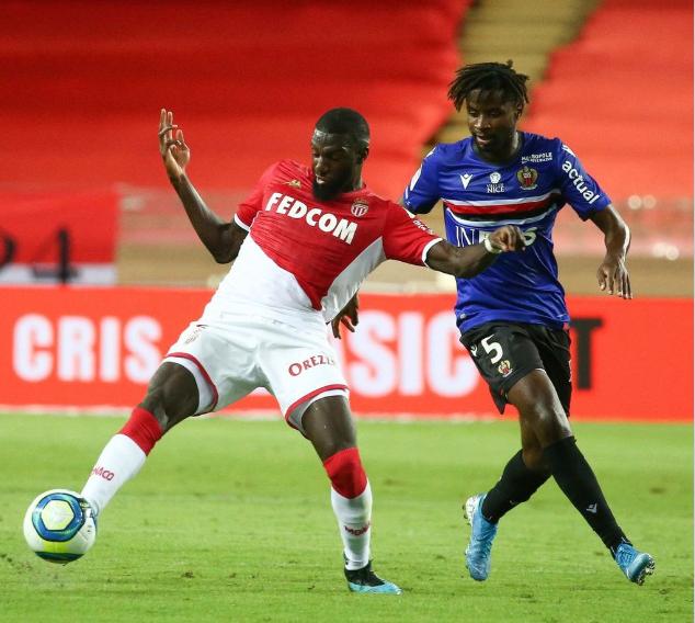 AS Monaco : le drôle de numéro de Bakayoko
