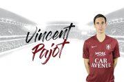 Officiel : Vincent Pajot prêté au FC Metz