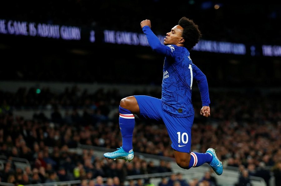 Chelsea : Willian a une nouvelle touche
