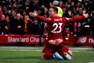 Liverpool fixe son prix pour Xherdan Shaqiri