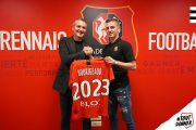Officiel : Benjamin Bourigeaud prolonge au Stade Rennais