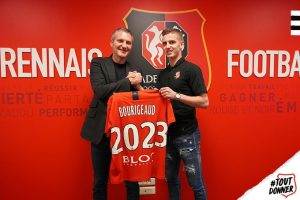 Officiel : Benjamin Bourigeaud prolonge au Stade Rennais