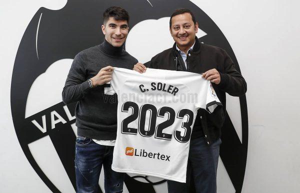 Officiel : Valence annonce une prolongation de contrat