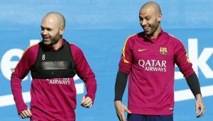 Mercato :direction l'Argentine pour Andres Iniesta ?