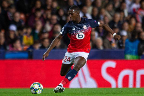 LOSC : Boubakary Soumaré surveille la situation de Newcastle