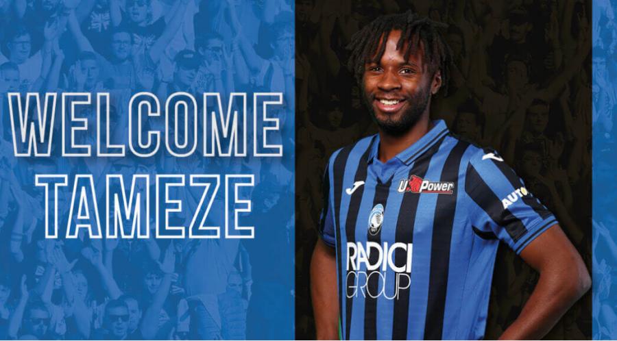 Officiel : Adrien Tameze prêté à l'Atalanta