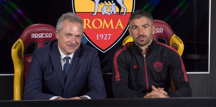Officiel : Aleksandar Kolarov prolonge avec l'AS Roma