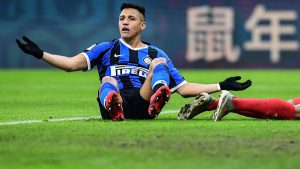 L'AS Roma prête à relancer Alexis Sanchez