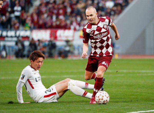 Une offre en provenance de la MLS pour Andrés Iniesta