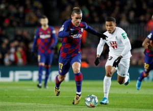 FC Barcelone : direction l'Angleterre pour Antoine Griezmann ?