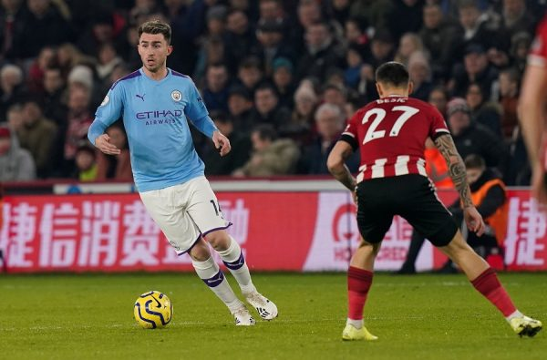 Manchester City : Aymeric Laporte ciblé par un cador espagnol