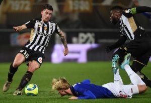 Angers : Baptiste Santamaria ciblé par des clubs espagnols et Italiens