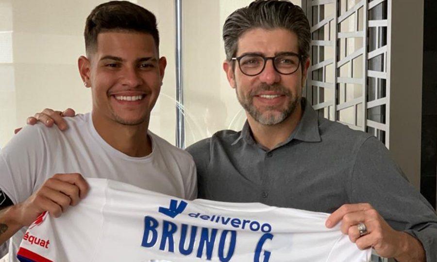 Officiel : Bruno Guimaraes rejoint l'OL