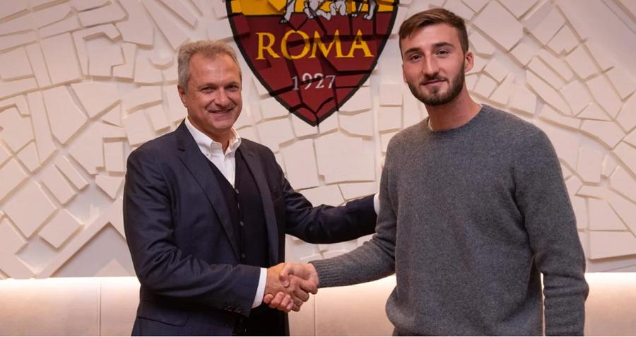 AS Roma : Bryan Cristante prolonge à son tour