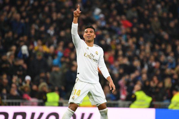Le Real Madrid aurait bouclé le dossier Casemiro