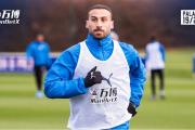 Officiel : Cenk Tosun prêté à Crystal Palace