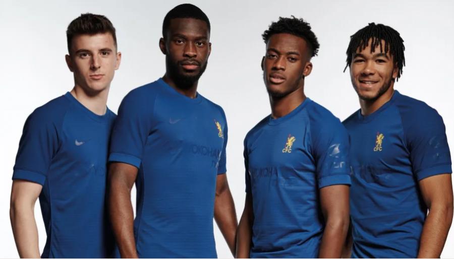 Chelsea dévoile un maillot anniversaire spécial