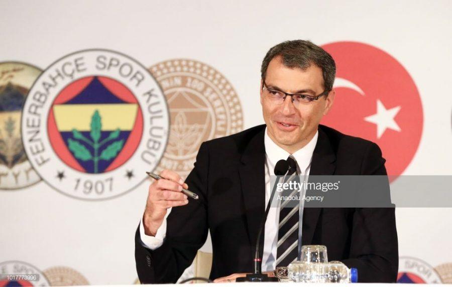 Officiel : Damien Comolli quitte Fenerbahçe