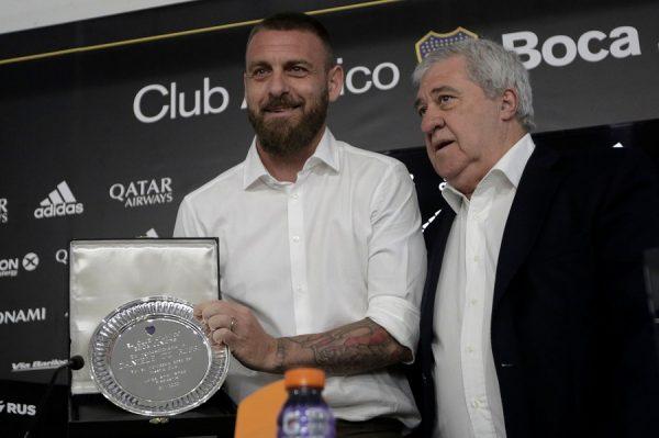 Officiel : Daniele de Rossi a confirmé sa retraite