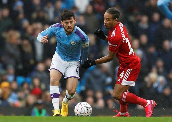 Manchester City : David Silva a un prétendant en Italie