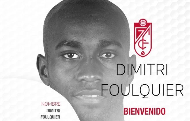 Officiel : Dimitri Foulquier prêté à Grenade