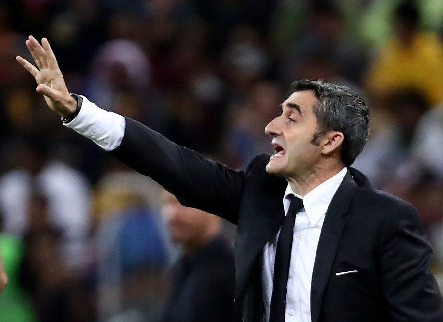 FC Barcelone : ça se précise pour Ernesto Valverde !