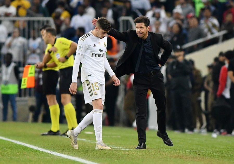 Real Madrid : Federico Valderde pourrait s'envoler pour l'Angleterre