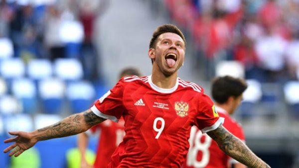Officiel : Fedor Smolov prêté au Celta Vigo