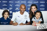 Officiel : Fernandinho prolonge d'un an à Manchester City