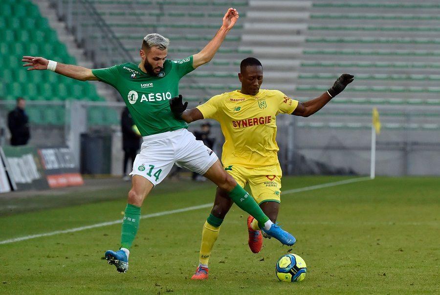 ASSE : Franck Honorat intéresse un autre club de Ligue 1