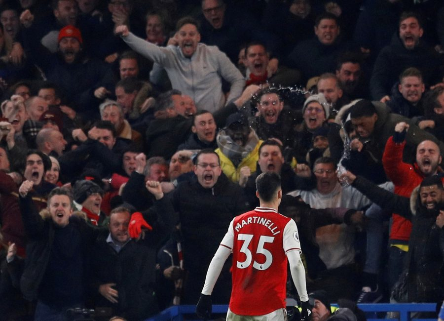 Gabriel Martinelli a de grandes ambitions avec Arsenal