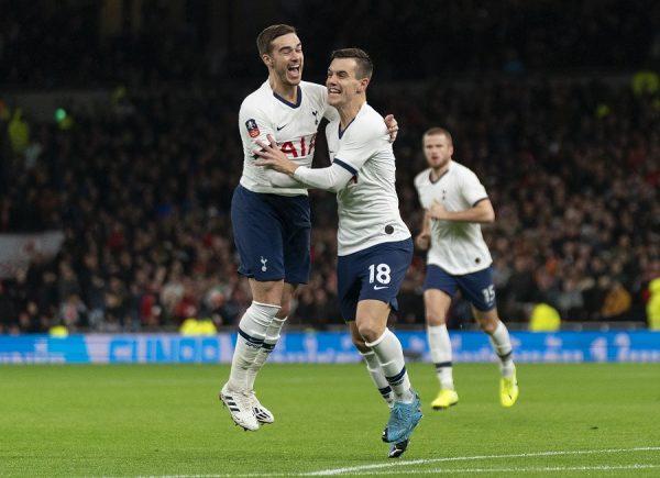 Officiel : Giovani Lo Celso prolonge à Tottenham