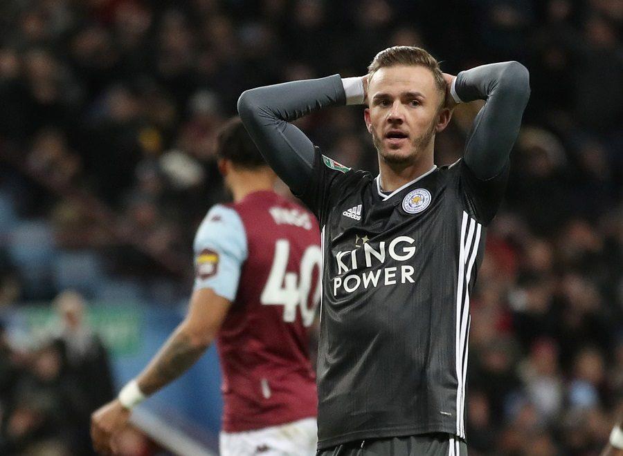 Leicester City : James Maddison est heureux au club