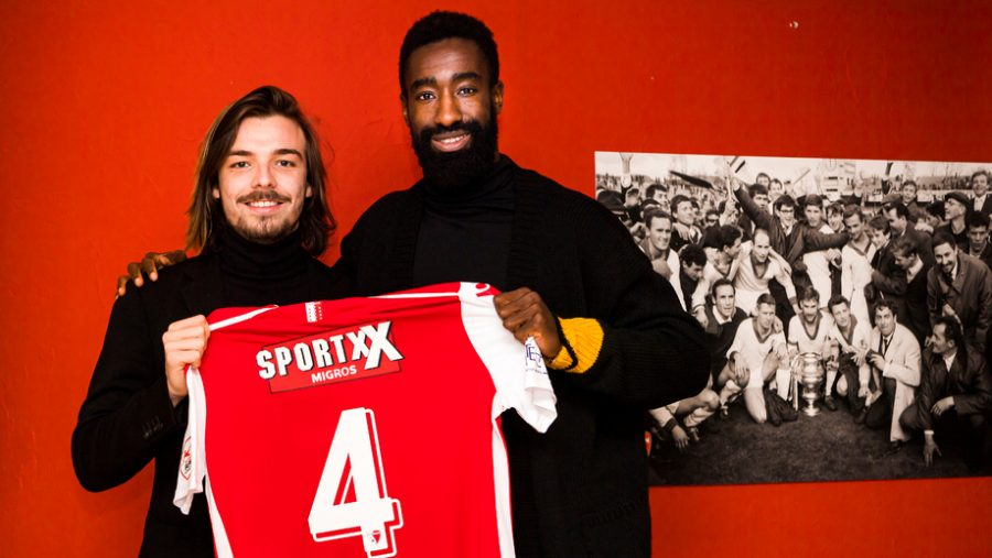 Officiel : Johan Djourou rebondit au FC Sion